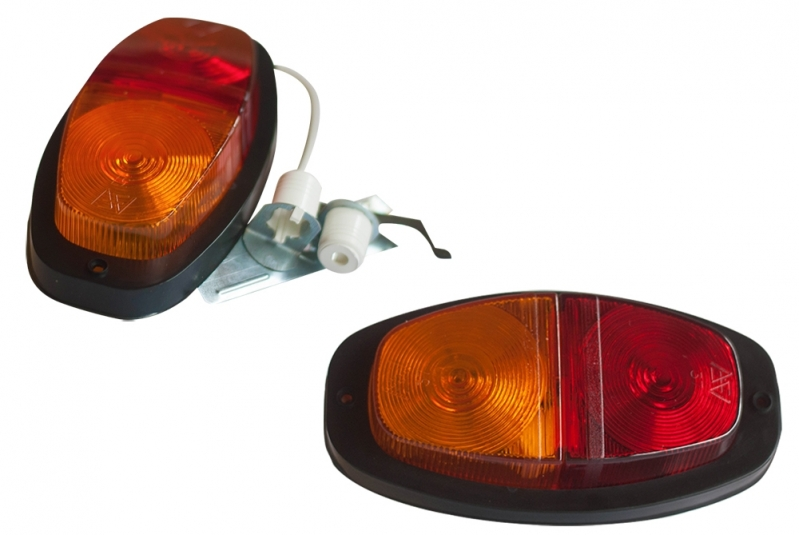 Comprar Lanterna de Led para Reboque Minaçu - Lanterna Traseira para Reboque