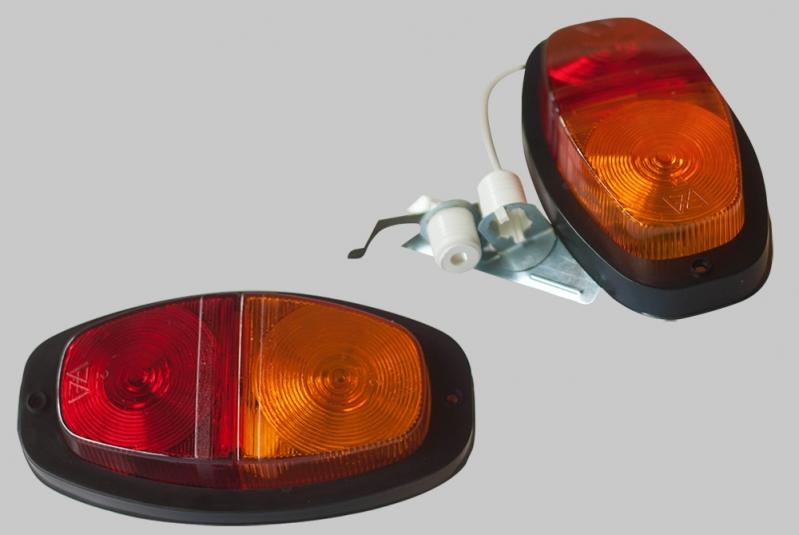 Lanterna Led Reboque Valor Paraúna - Lanterna para Carretinha Reboque