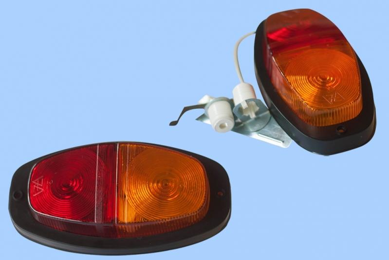 Lanterna para Carretinha Reboque Valor Mineiros - Lanterna de Led para Carretinha Reboque