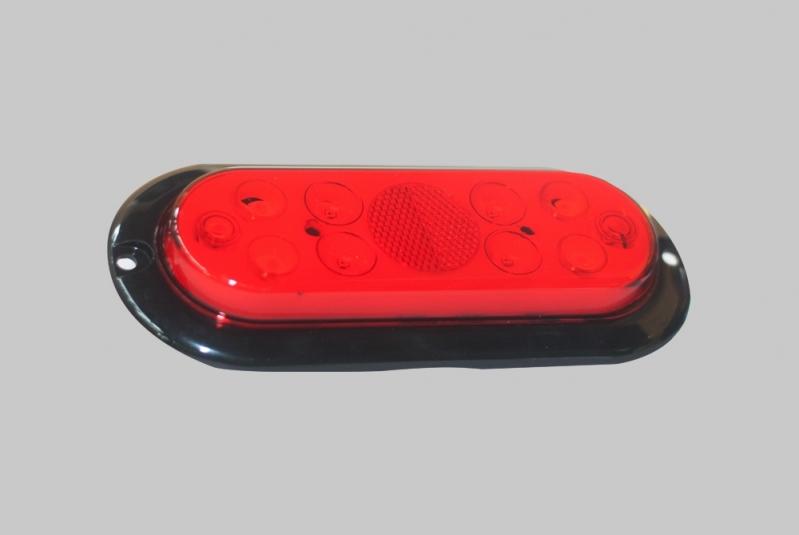 Lanterna para Carretinha Reboque Minaçu - Lanterna de Led para Carretinha Reboque