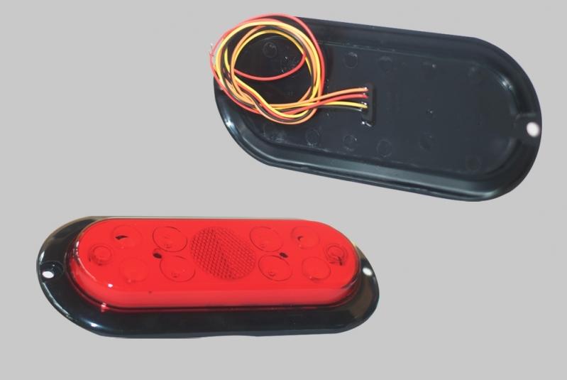 Lanternas para Reboque de Led Barra Garças - Lanterna de Led para Carretinha Reboque