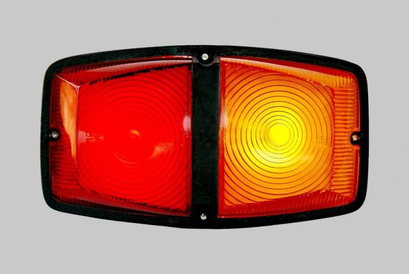 Lanterna Placa Carretinha