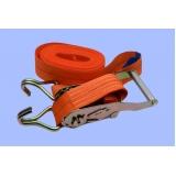 cinta amarração carga Nova Gama