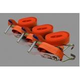 cinta amarração com catraca custo Sorocaba