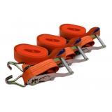 cinta para amarração de carga com catraca custo Vitória