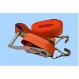 cinta para amarração de carga com catraca Paraíba