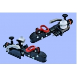 sistema de freios para carretinha reboque Niquelandia
